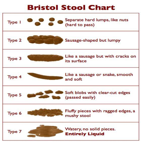 how to find blood in stool