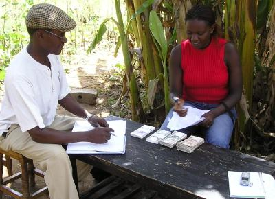 Seeking funds for water projects | Infonet Biovision Home